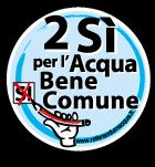 Protesta al comune di Nocera