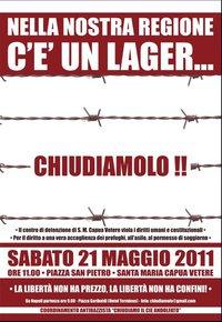 Chiudiamo i lager in Campania