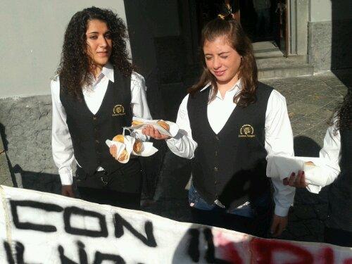 Tensioni al liceo F. De Fillipis di Cava