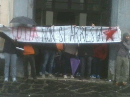 La Repubblica delle Lotte! Contro JobsAct, PianoCasa e DevastazioneAmbientale…Accogliamo il Governo Renzi!