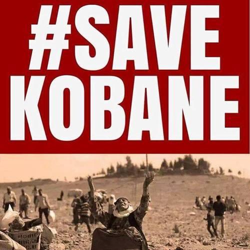 Save Kobane. Appello per manifestazione globale diffusa il 1 novembre 2014