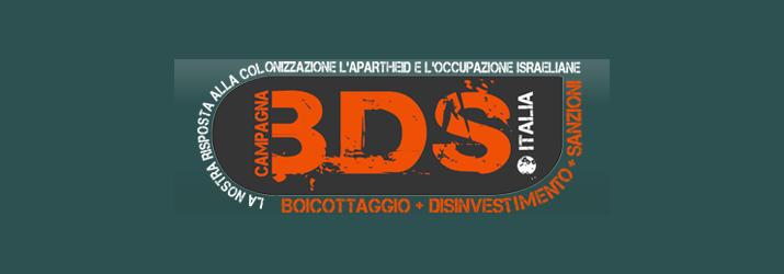 Bds Italia e la questione palestinese