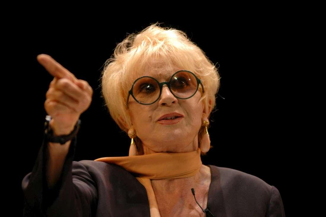 Salerno ricorda Franca Rame