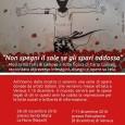 Iniziata un'asta per la libertà a Venaus. Venduto il primo quadro di Emanuela Lodato che sarà esposto nel comune di Venaus.