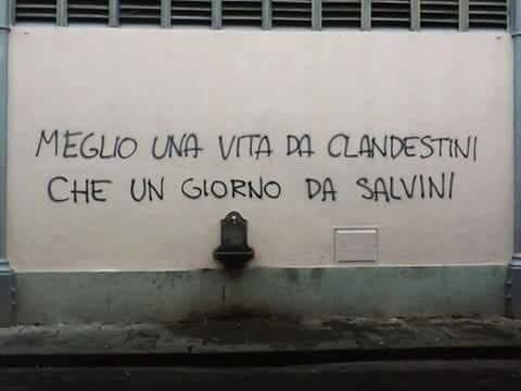 11 Marzo: Corteo No Salvini