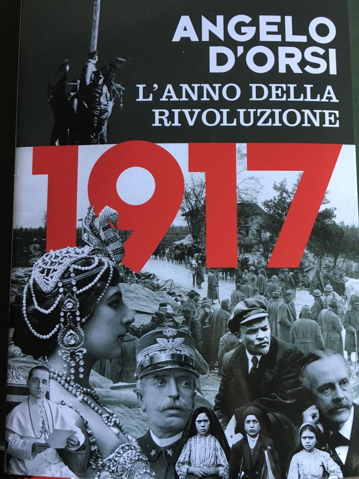 Presentazione del libro di Angelo D'Orsi