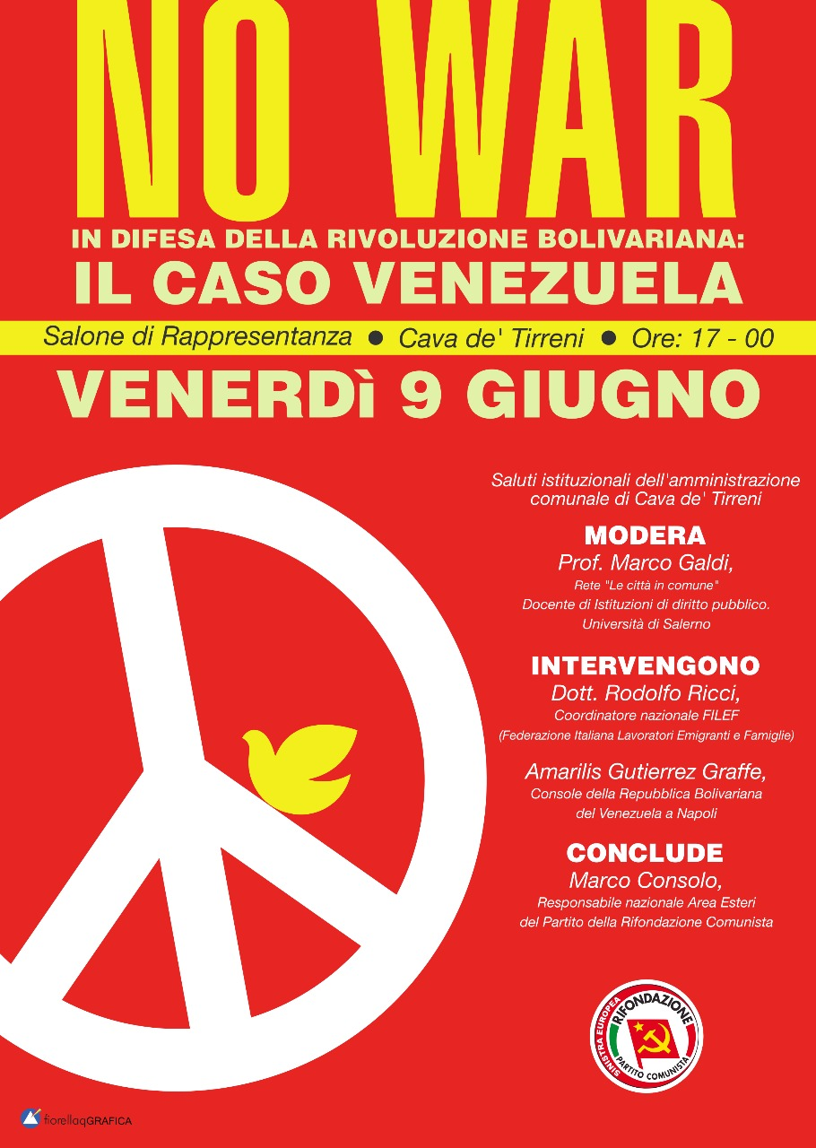 La crisi del Venezuela: convegno il 9 giugno