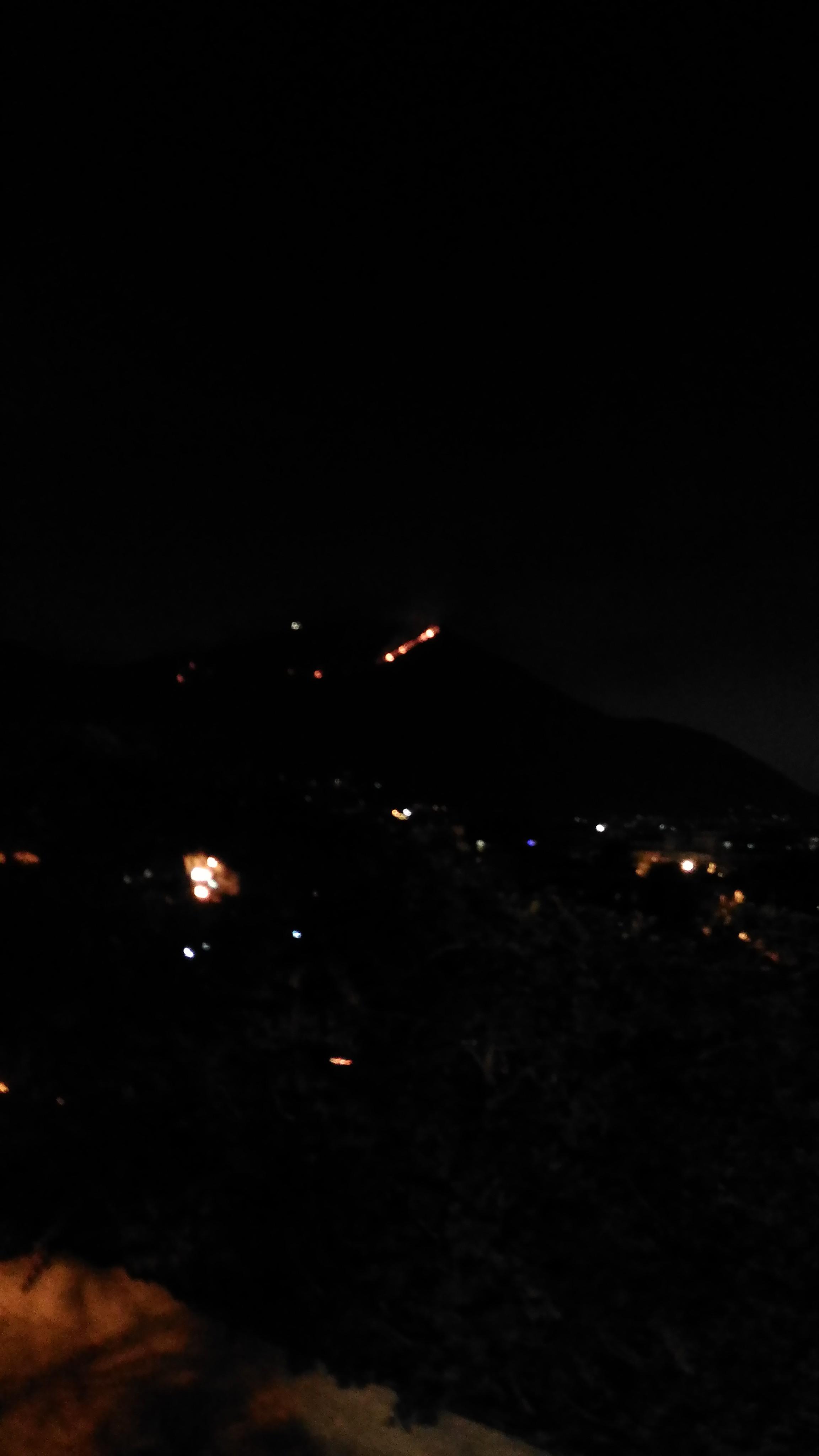 Incendi a Cava: situazione critica ed ordine di evacuazione