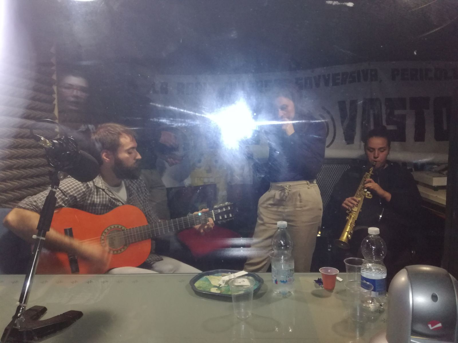 A' Voce do' Popolo su Radio Vostok