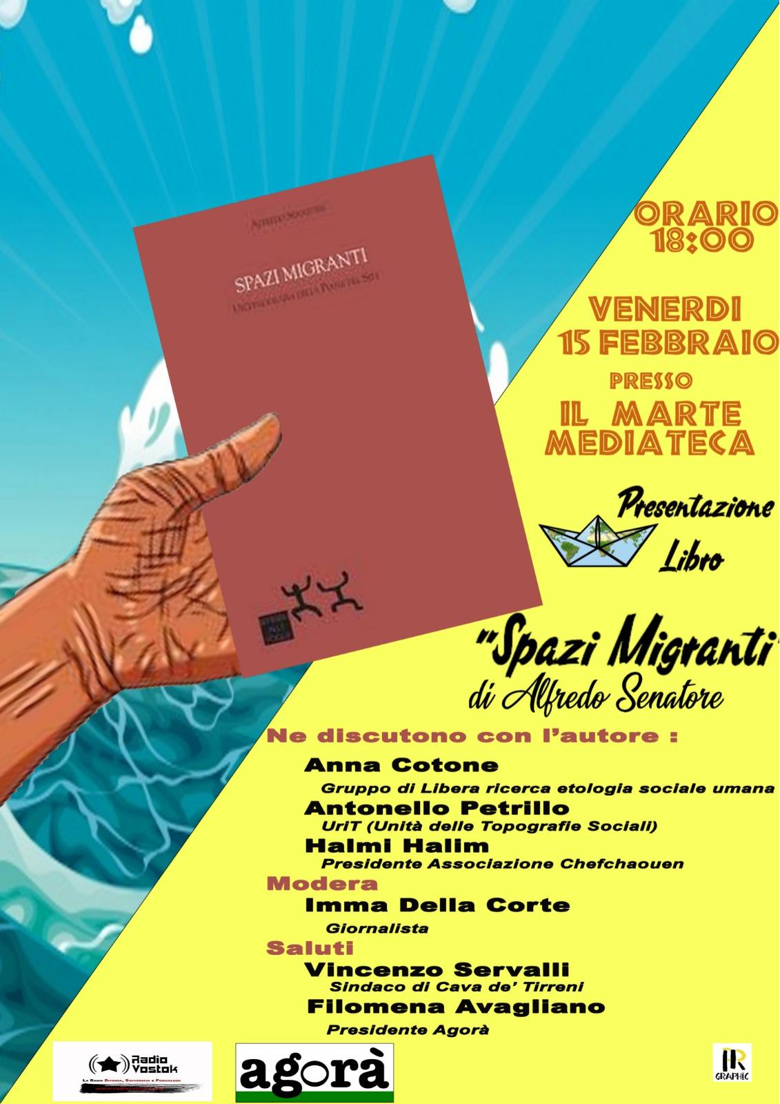 Presentazione del libro Spazi Migranti