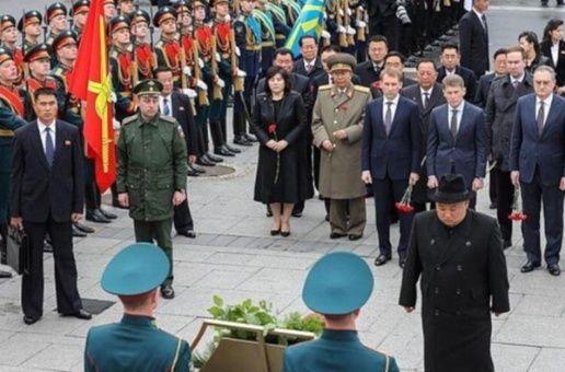 Kim Jong-un regresa a Corea del Norte tras cumbre con Putin