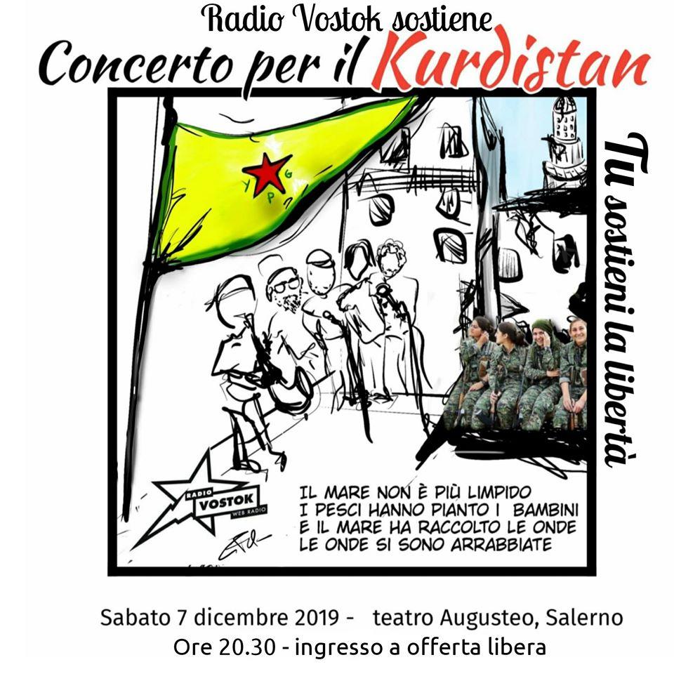 Concerto per il Kurdistan